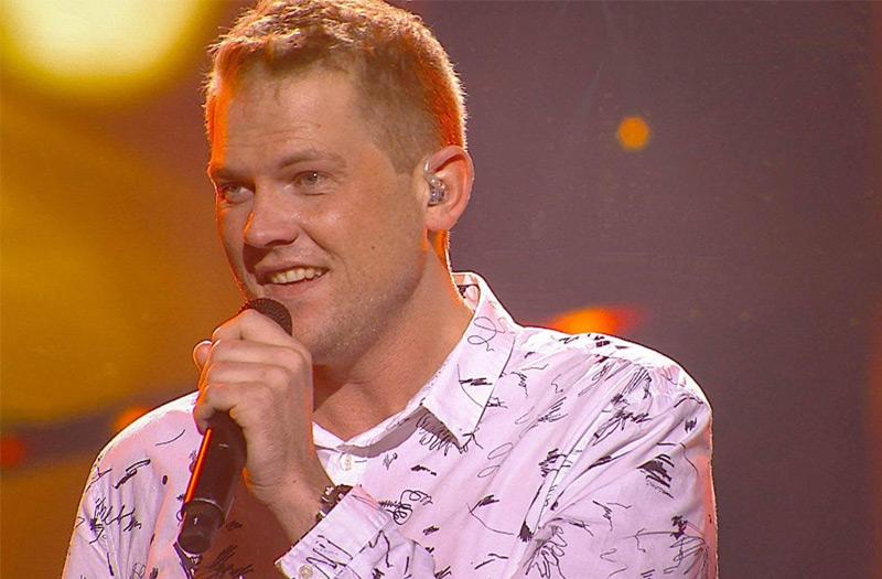Anders Hornshøj vandt DanskPOP  Talent 2017