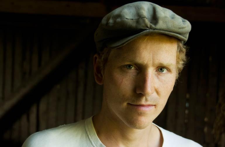 Frank Erichsen - Bonderøven i Musikhuzet