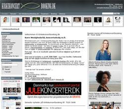 kirkekoncertbooking.dk