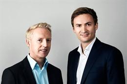 Henrik Day og Mikkel Severin