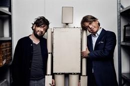 Peter og Anders Lund Madsen